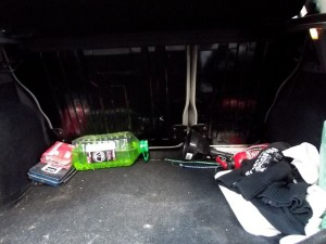 sprzątanie auta w środku szczecin